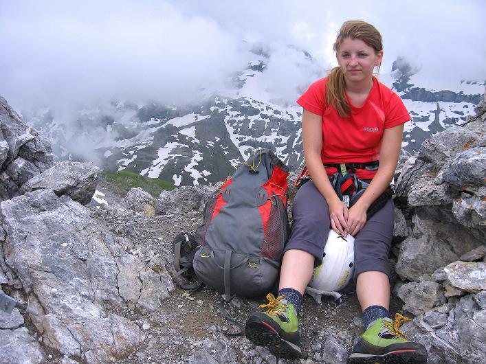 Foto: Andreas Koller / Klettersteig Tour / Klettersteig Graustock (2662 m) / 15.07.2009 23:44:02