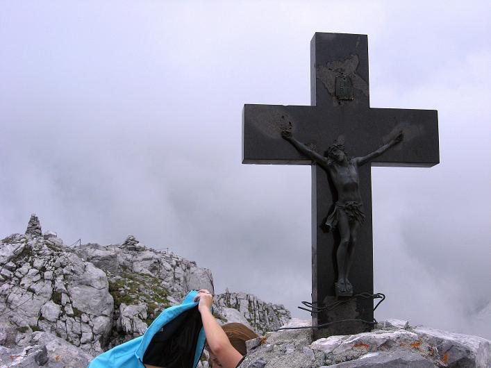 Foto: Andreas Koller / Klettersteig Tour / Klettersteig Graustock (2662 m) / 15.07.2009 23:43:54