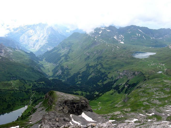 Foto: Andreas Koller / Klettersteig Tour / Klettersteig Graustock (2662 m) / 15.07.2009 23:43:44