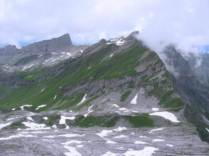 Foto: Andreas Koller / Klettersteig Tour / Klettersteig Graustock (2662 m) / 15.07.2009 23:43:14