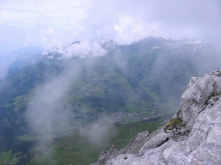Foto: Andreas Koller / Klettersteig Tour / Klettersteig Graustock (2662 m) / 15.07.2009 23:43:05