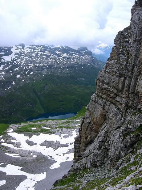 Foto: Andreas Koller / Klettersteig Tour / Klettersteig Graustock (2662 m) / 15.07.2009 23:41:19