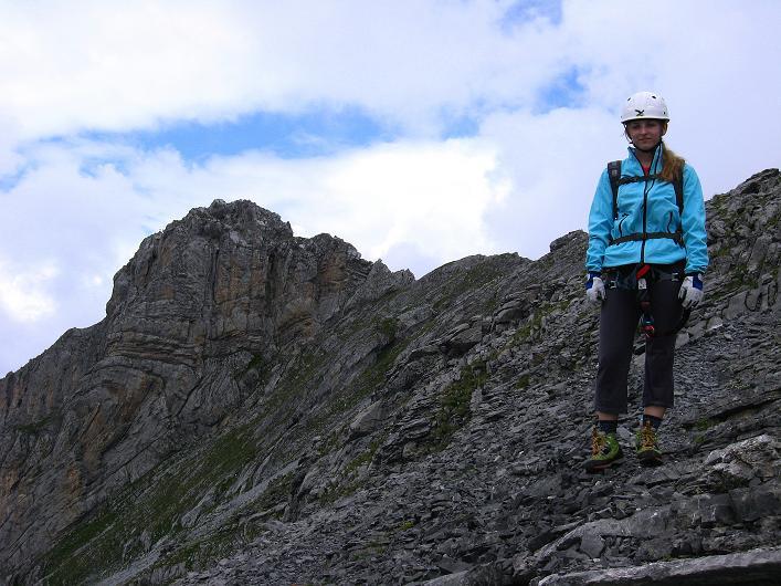 Foto: Andreas Koller / Klettersteig Tour / Klettersteig Graustock (2662 m) / 15.07.2009 23:41:09