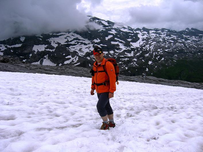 Foto: Andreas Koller / Klettersteig Tour / Klettersteig Graustock (2662 m) / 15.07.2009 23:40:10