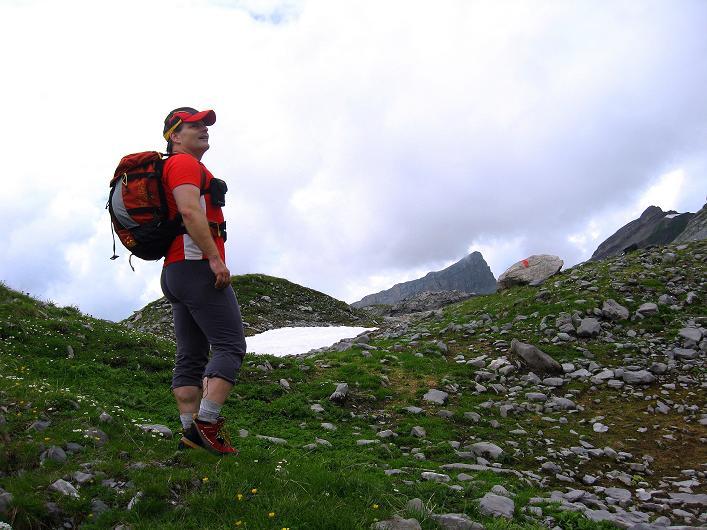 Foto: Andreas Koller / Klettersteig Tour / Klettersteig Graustock (2662 m) / 15.07.2009 23:39:55