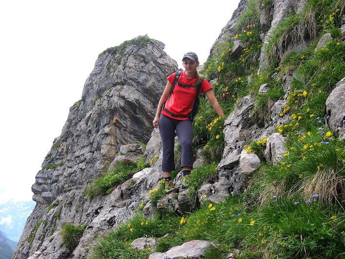 Foto: Andreas Koller / Klettersteig Tour / Klettersteig Graustock (2662 m) / 15.07.2009 23:39:27
