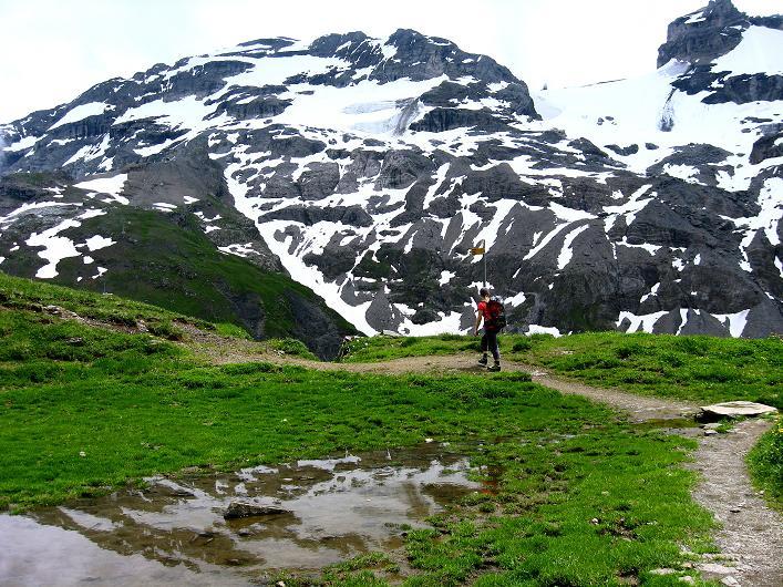 Foto: Andreas Koller / Klettersteig Tour / Klettersteig Graustock (2662 m) / 15.07.2009 23:37:54