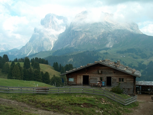 Foto: barbonis / Mountainbike Tour / Alpe di Siusi / 16.07.2009 18:46:27