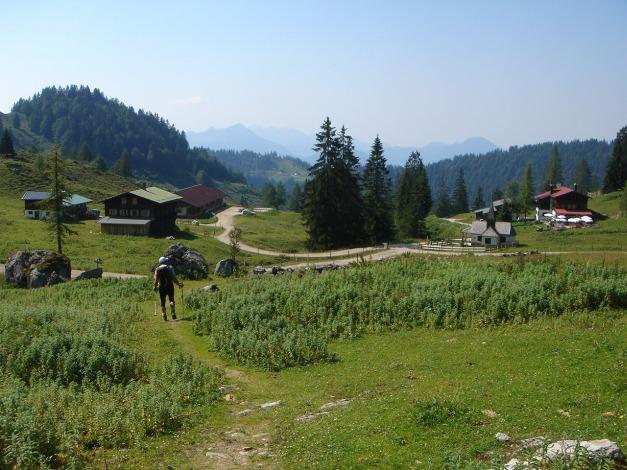 Foto: Manfred Karl / Kletter Tour / Scheffauer Nordwand Ostlerführe / Kaindlhütte / 17.07.2009 18:43:43