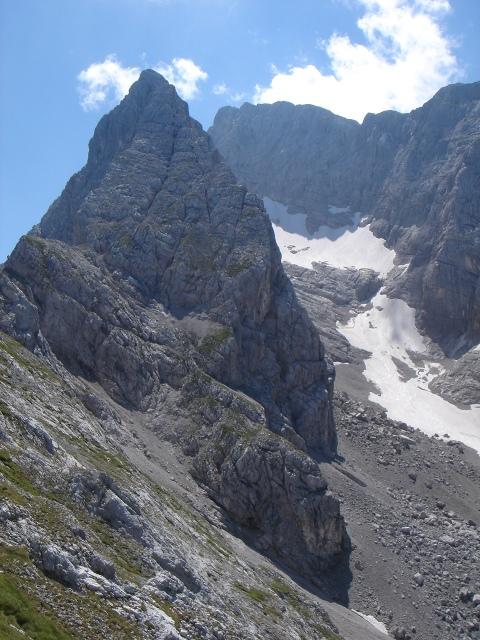 Foto: Manfred Karl / Kletter Tour / Schärtenspitze, Nordostwand / Blaueisspitze und Hochkalter / 09.11.2015 20:20:54
