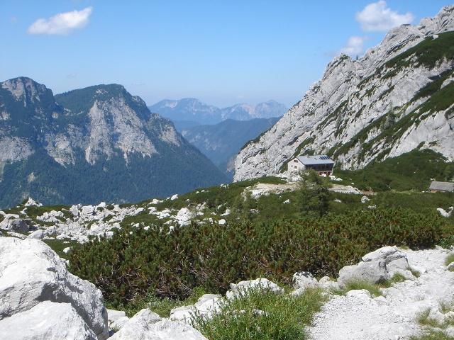 Foto: Manfred Karl / Kletter Tour / Schärtenspitze, Nordostwand / Blaueishütte / 09.11.2015 20:19:39