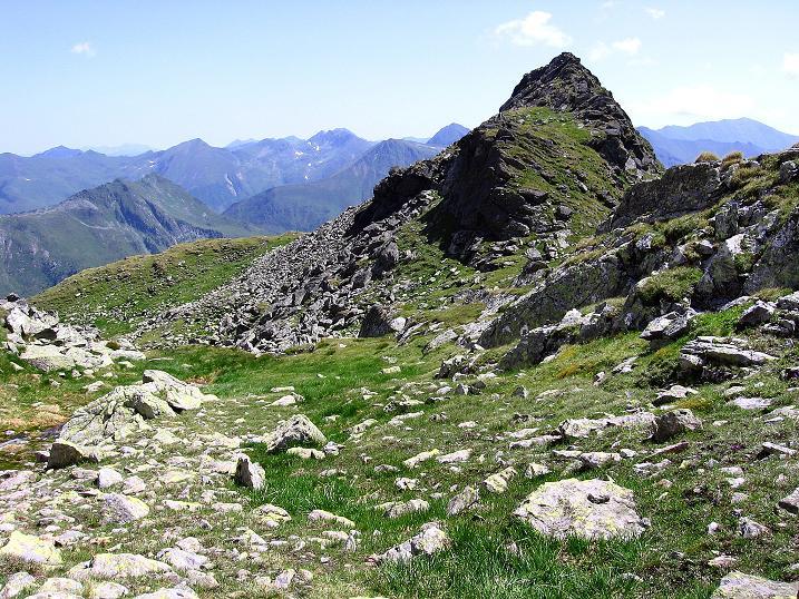 Foto: Andreas Koller / Wander Tour / Schöderkogel über S-Grat und NW-Grat (2500m) / 18.07.2009 20:02:15