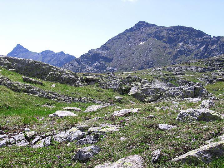 Foto: Andreas Koller / Wander Tour / Schöderkogel über S-Grat und NW-Grat (2500m) / 18.07.2009 20:02:05