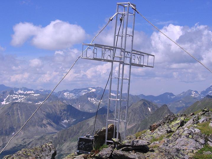 Foto: Andreas Koller / Wander Tour / Schöderkogel über S-Grat und NW-Grat (2500m) / Am Schöderkogel  / 18.07.2009 19:58:33