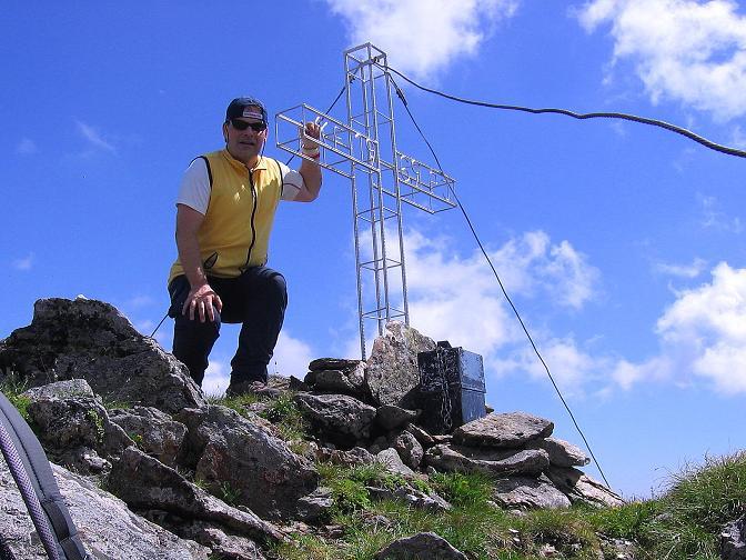 Foto: Andreas Koller / Wander Tour / Schöderkogel über S-Grat und NW-Grat (2500m) / 18.07.2009 19:57:55
