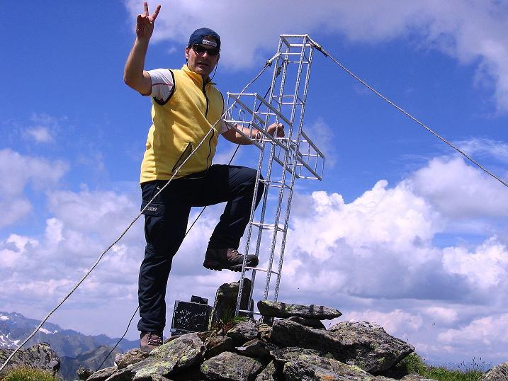 Foto: Andreas Koller / Wander Tour / Schöderkogel über S-Grat und NW-Grat (2500m) / 18.07.2009 19:57:45
