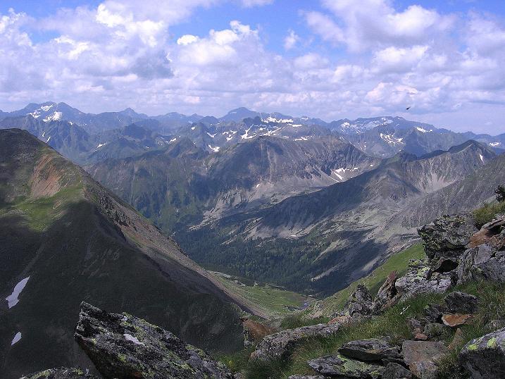Foto: Andreas Koller / Wander Tour / Schöderkogel über S-Grat und NW-Grat (2500m) / Die Schladminger Tauern / 18.07.2009 19:57:39