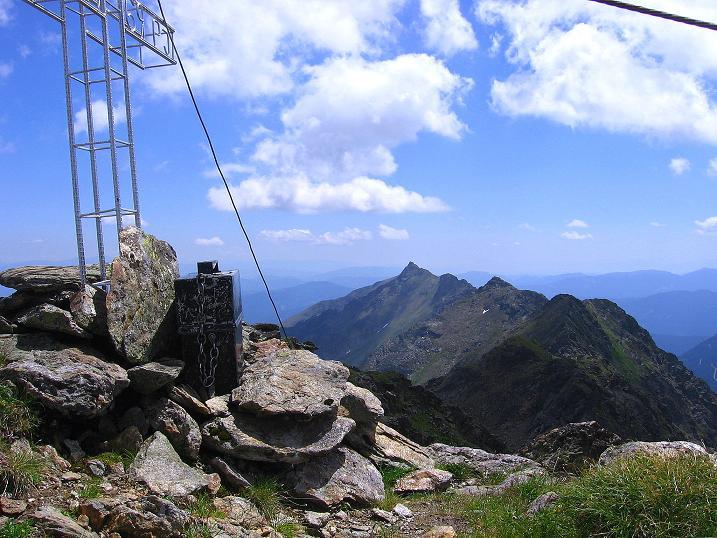 Foto: Andreas Koller / Wander Tour / Schöderkogel über S-Grat und NW-Grat (2500m) / 18.07.2009 19:56:23