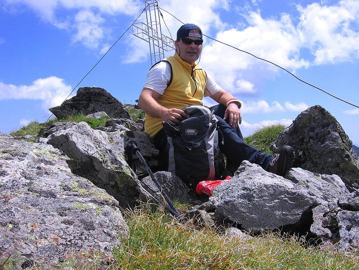 Foto: Andreas Koller / Wander Tour / Schöderkogel über S-Grat und NW-Grat (2500m) / 18.07.2009 19:55:52