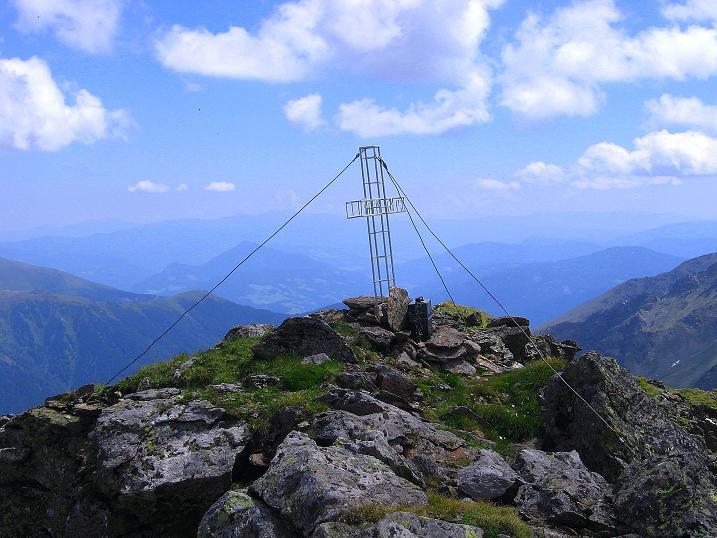 Foto: Andreas Koller / Wander Tour / Schöderkogel über S-Grat und NW-Grat (2500m) / 18.07.2009 19:55:21