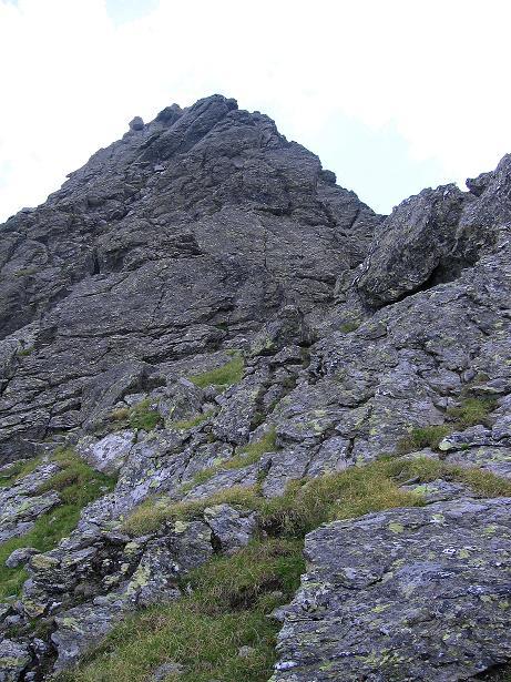 Foto: Andreas Koller / Wander Tour / Schöderkogel über S-Grat und NW-Grat (2500m) / Abstieg am N-Grat / 18.07.2009 19:54:47