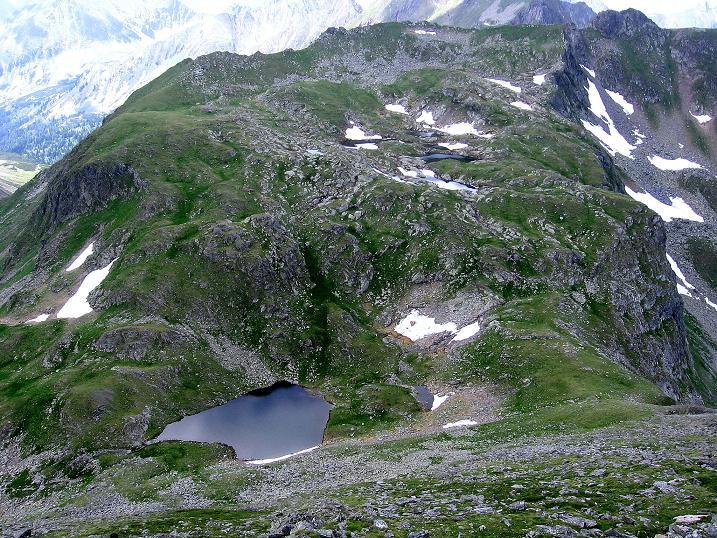Foto: Andreas Koller / Wander Tour / Schöderkogel über S-Grat und NW-Grat (2500m) / 18.07.2009 19:54:34