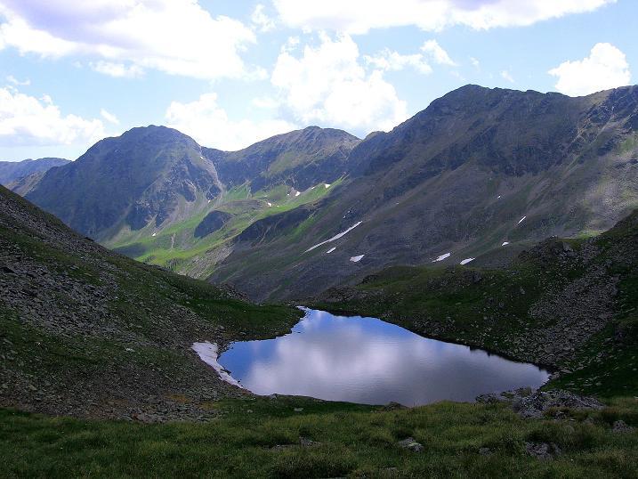 Foto: Andreas Koller / Wander Tour / Schöderkogel über S-Grat und NW-Grat (2500m) / Blick zum Rupprechtseck (2592 m) / 18.07.2009 19:54:26