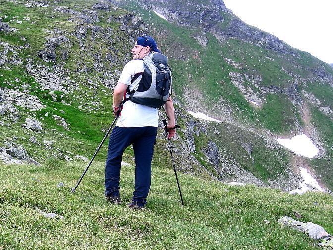 Foto: Andreas Koller / Wander Tour / Schöderkogel über S-Grat und NW-Grat (2500m) / Abstieg druchs Katschtal / 18.07.2009 19:54:07