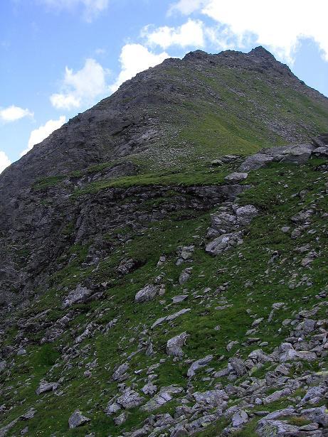 Foto: Andreas Koller / Wander Tour / Schöderkogel über S-Grat und NW-Grat (2500m) / N-Grat des Schöderkogel / 18.07.2009 19:53:47