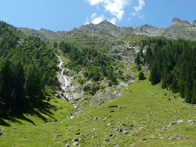 Foto: Manfred Karl / Wander Tour / Durch das Zieltal zur Lodnerhütte / 31.08.2009 14:59:12