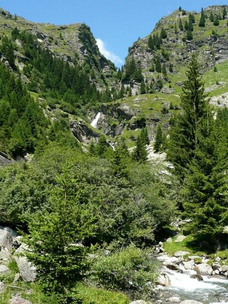 Foto: Manfred Karl / Wander Tour / Durch das Zieltal zur Lodnerhütte / 31.08.2009 14:58:48