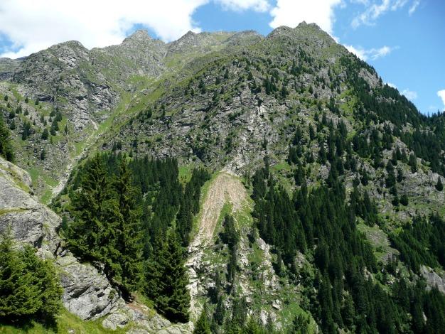 Foto: Manfred Karl / Wander Tour / Durch das Zieltal zur Lodnerhütte / 31.08.2009 14:58:12