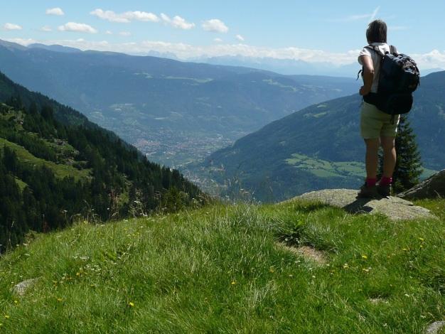 Foto: Manfred Karl / Wander Tour / Durch das Zieltal zur Lodnerhütte / 31.08.2009 14:58:01