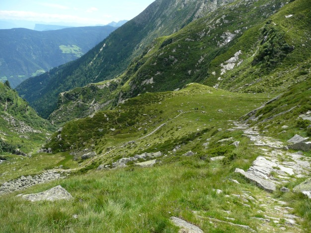 Foto: Manfred Karl / Wander Tour / Durch das Zieltal zur Lodnerhütte / 31.08.2009 14:56:35