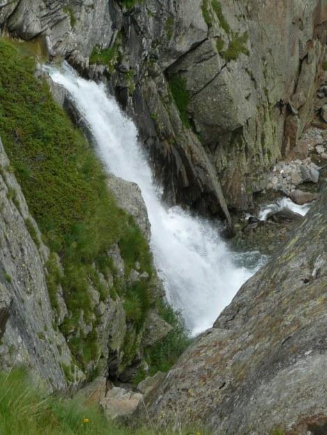 Foto: Manfred Karl / Wander Tour / Durch das Zieltal zur Lodnerhütte / 31.08.2009 14:55:53