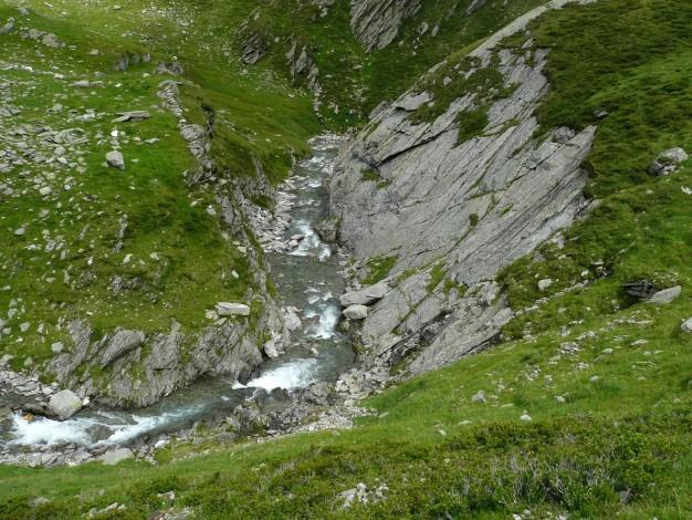 Foto: Manfred Karl / Wander Tour / Durch das Zieltal zur Lodnerhütte / 31.08.2009 14:55:25