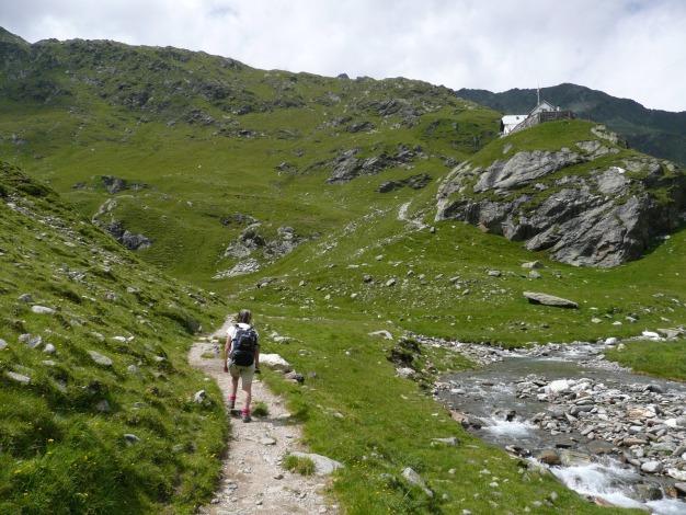 Foto: Manfred Karl / Wander Tour / Durch das Zieltal zur Lodnerhütte / 31.08.2009 14:55:09