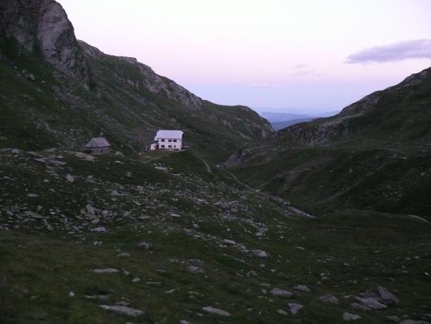 Foto: Manfred Karl / Wander Tour / Durch das Zieltal zur Lodnerhütte / 31.08.2009 14:54:13