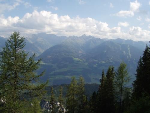 Foto: hofchri / Mountainbike Tour / Stoderzinken (2048  m) von Gröbming / 18.07.2009 16:59:50