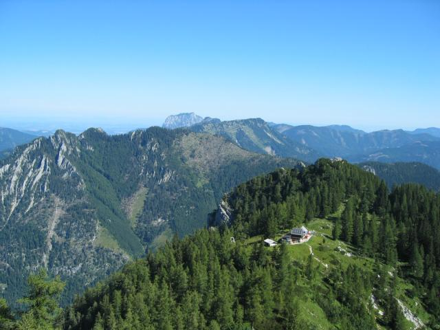 Foto: pepi4813 / Wander Tour / Scheiblingkögel im Toten Gebirge / Hochkogelhaus / 18.07.2009 19:07:48