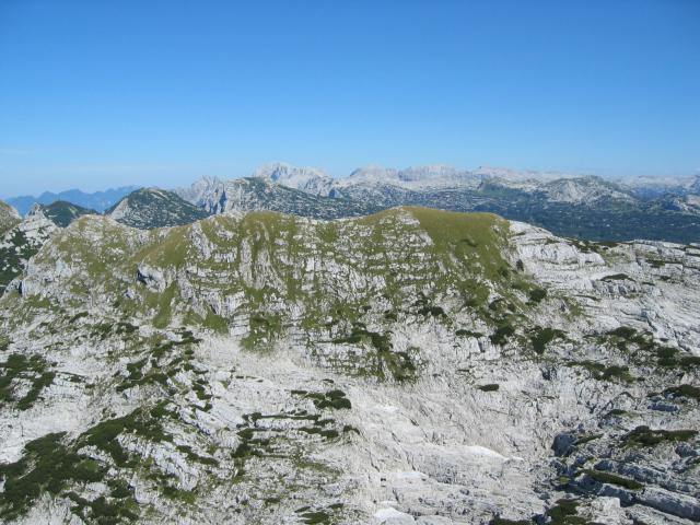 Foto: pepi4813 / Wander Tour / Scheiblingkögel im Toten Gebirge / Blick vom Scheiblingkogel zum Gr. Priel / 18.07.2009 19:08:33