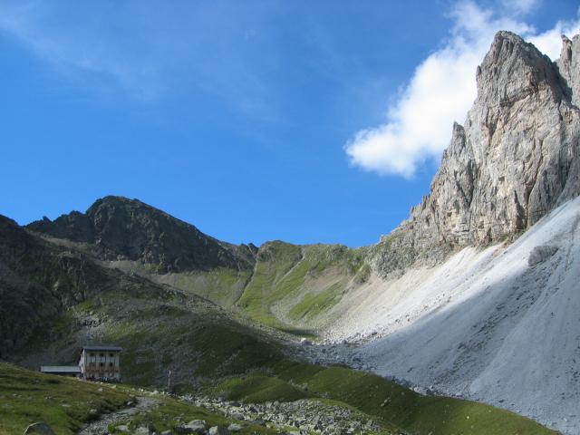 Foto: pepi4813 / Wander Tour / Hoher Zahn / Bei der Tribulaunhütte / 18.07.2009 19:44:17