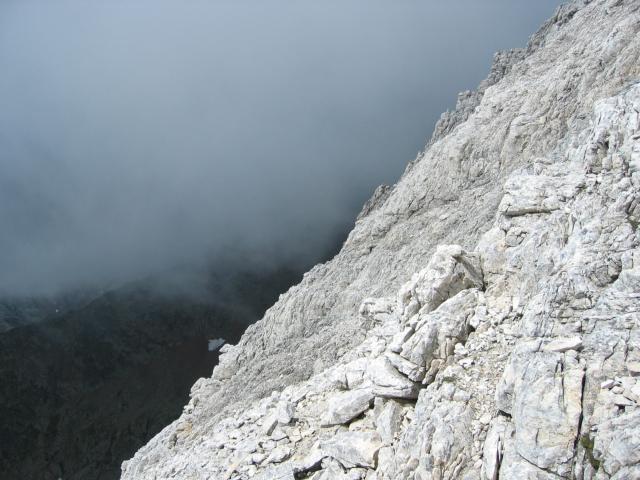 Foto: pepi4813 / Wander Tour / Von der Tribulaunhütte über die Weißwand zur Magdeburger Hütte / Aufstieg zur Weißwand / 18.07.2009 20:18:39