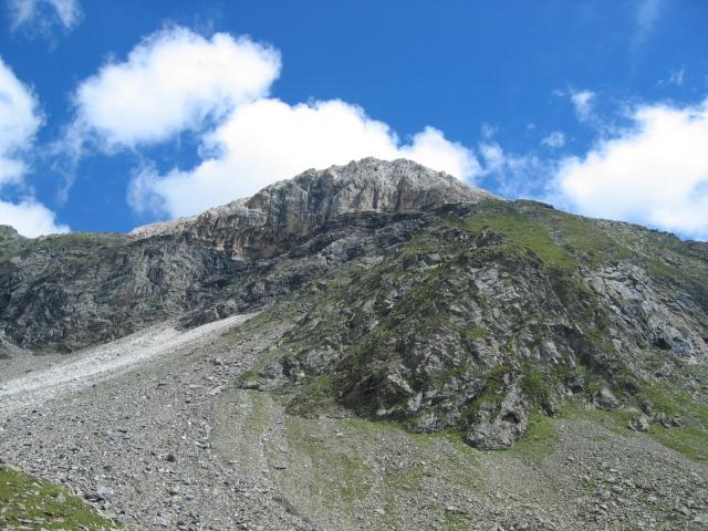 Foto: pepi4813 / Wander Tour / Von der Tribulaunhütte über die Weißwand zur Magdeburger Hütte / Weißwand / 18.07.2009 20:18:50