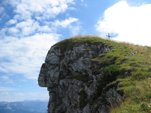 Foto: pepi4813 / Wander Tour / Über die Kalmberg Alm auf die Kalmberge / Indianerkopf am Hohen Kalmberg / 18.07.2009 21:10:39