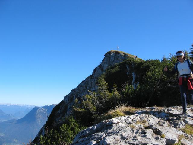 Foto: pepi4813 / Wander Tour / Über die Kalmberg Alm auf die Kalmberge / Abstieg vom Hohen Kalmberg / 18.07.2009 21:11:43