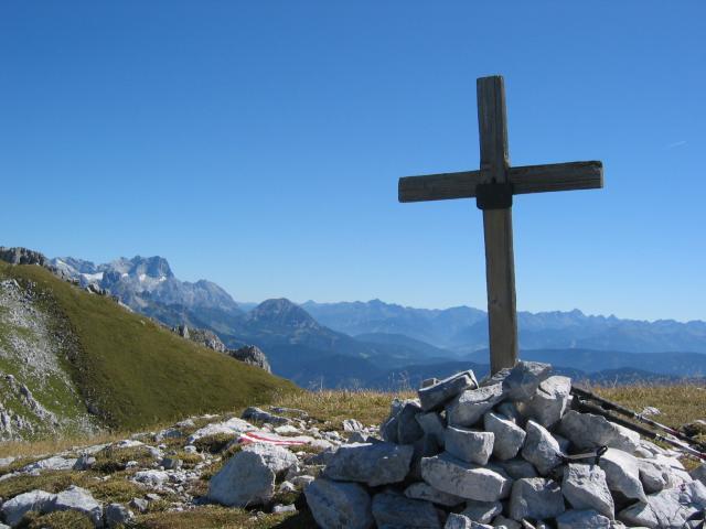 Foto: pepi4813 / Wander Tour / Tagweide – Hochkarfelderkopf Überschreitung / Südl. Hochkarfelder Kopf / 19.07.2009 10:17:39