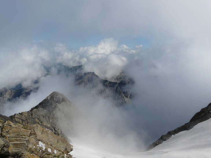 Foto: vince 51 / Wander Tour / von der Formarinalpe auf die Rote Wand / 18.07.2009 23:26:52
