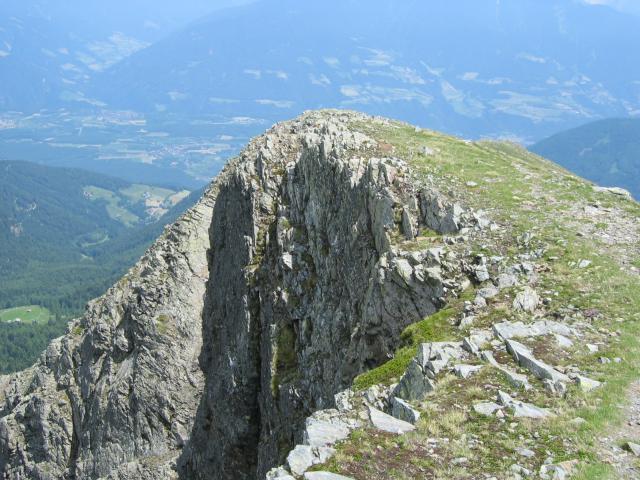 Foto: pepi4813 / Wander Tour / Von Spiluck auf die Karspitze / Karspitze / 19.07.2009 20:25:37