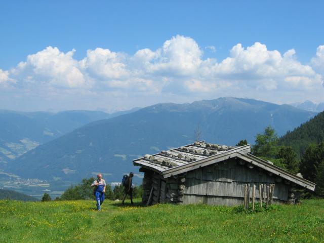 Foto: pepi4813 / Wander Tour / Von Spiluck auf die Karspitze / Zirmait Alm / 19.07.2009 20:23:48